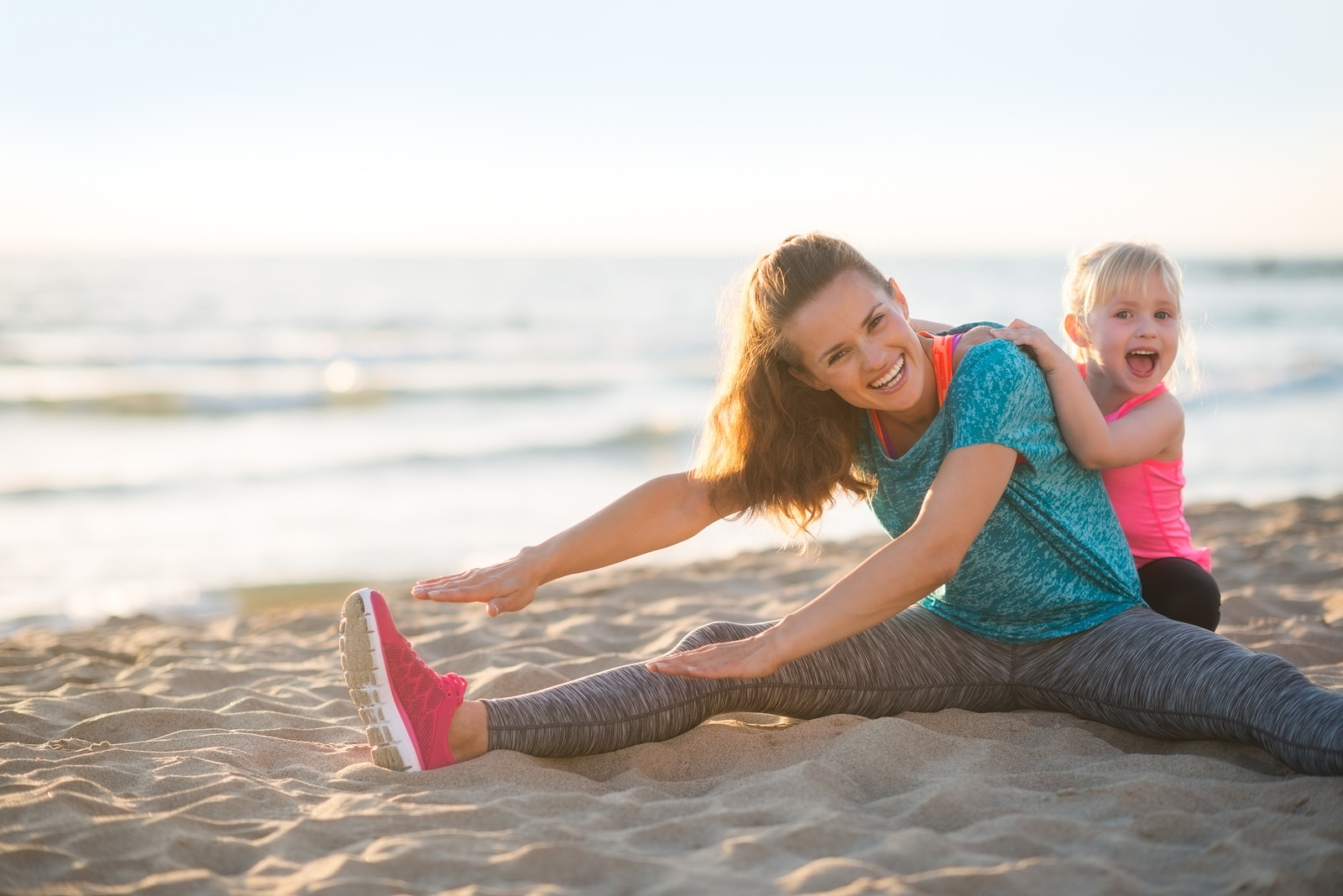 Why Fit Mothers Make for Better Parents