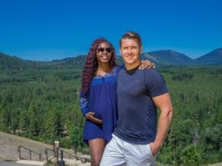 Ty and Venessa Crandell Mountain Views
