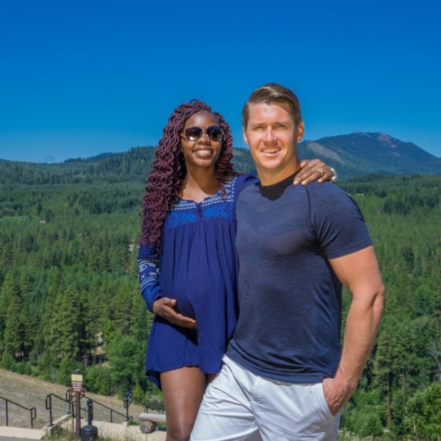 Ty and Venessa Crandell Mountain Views
